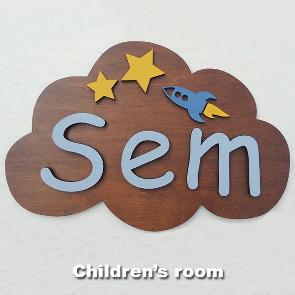 Children's room decorations