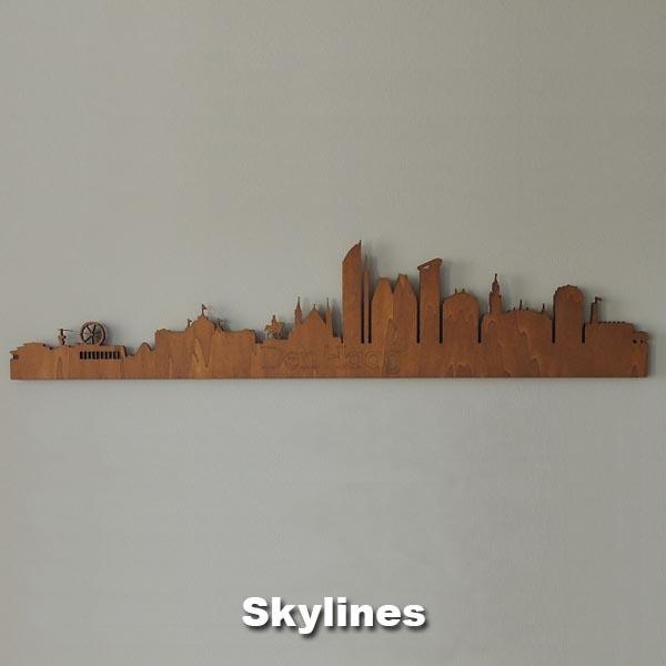 Houten Skylines